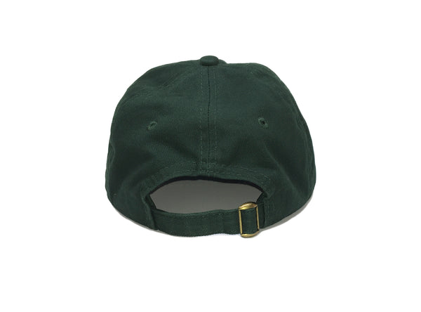Connect - 6 Panel Hat - Forest