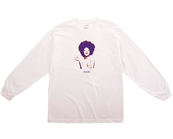 SOLD OUT - Disco Longsleeve - White