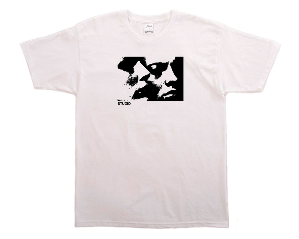 Face of Love - Tee - White