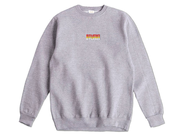 Fade - Crewneck - Heather Grey