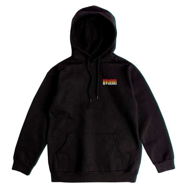 Fade - Hoodie - Black - SOLD OUT