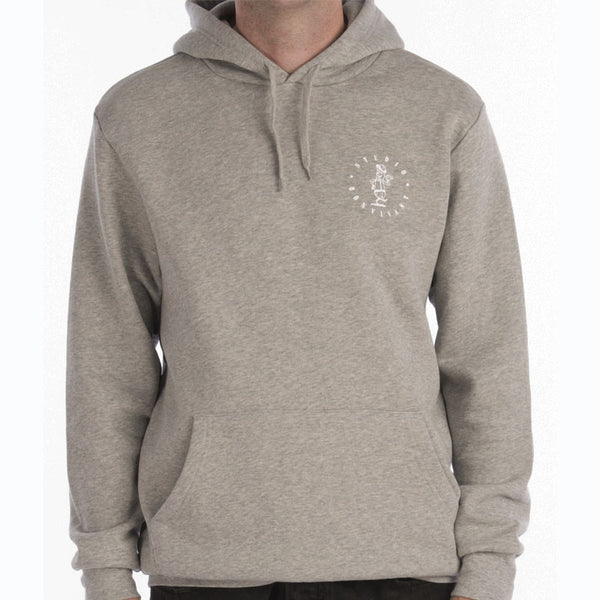 Studio for Bon Vivant Pullover Hoodie - Heather Grey
