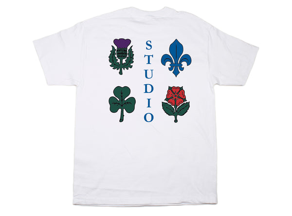 Coat of Arms - Tee - White