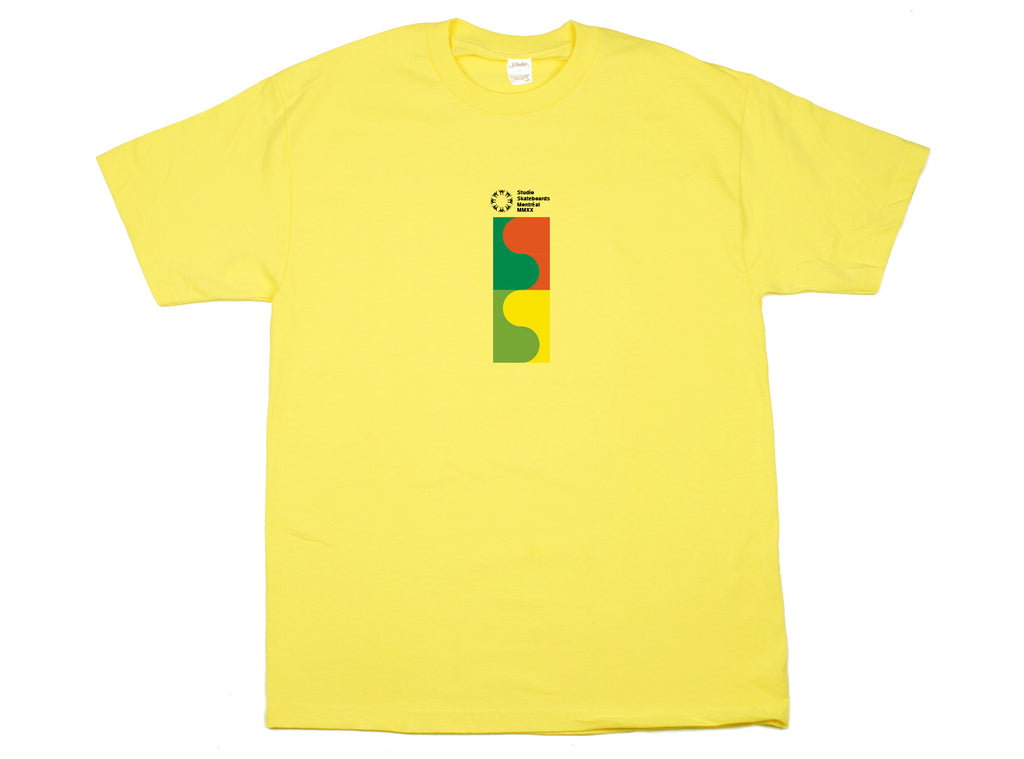 Montreal 2020 - Tee - Yellow - SOLD OUT