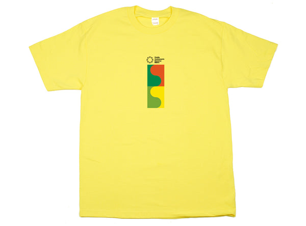 Montreal 2020 - Tee - Yellow
