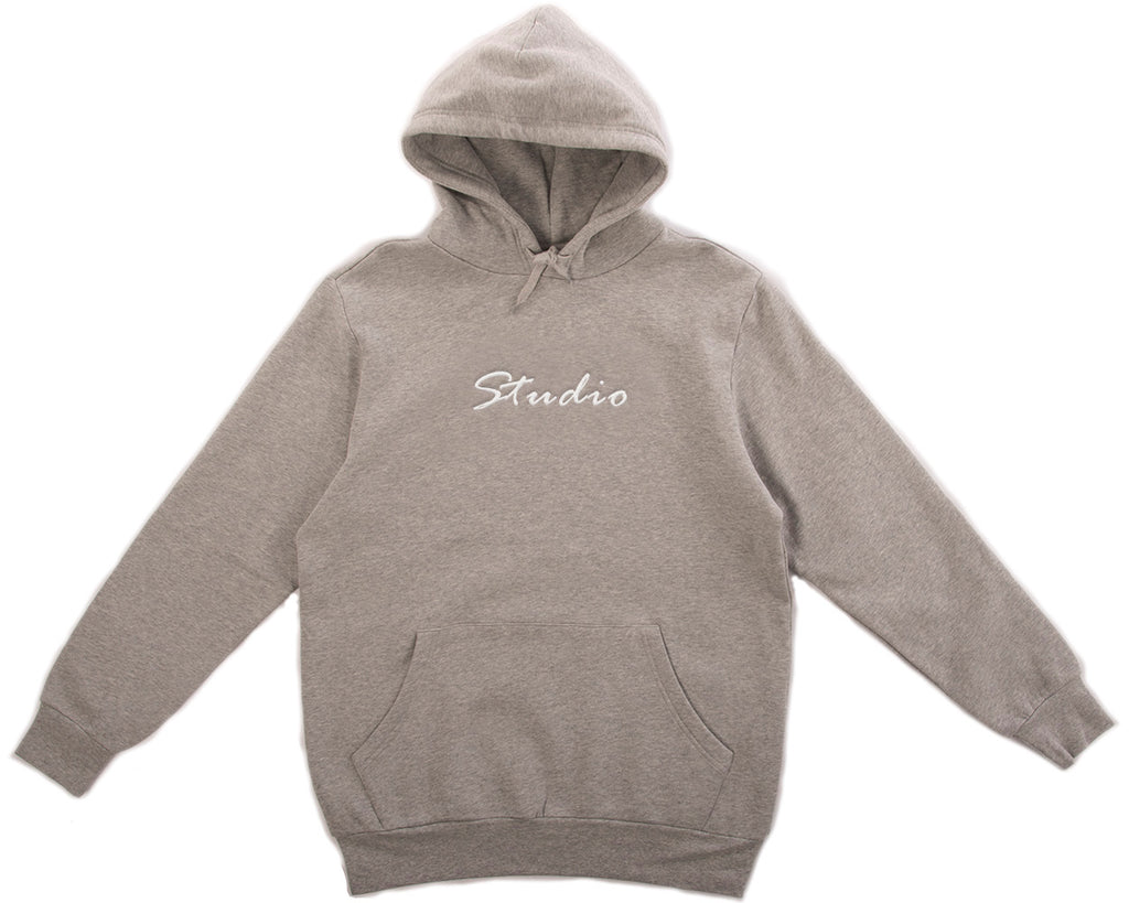 Relax Pullover - Heather Grey