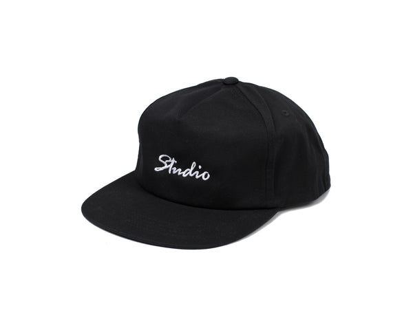 SOLD OUT - Relax - Snapback - Black