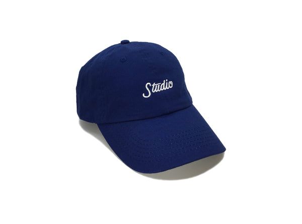 Small Script - 6 Panel - Royal - SOLD OUT
