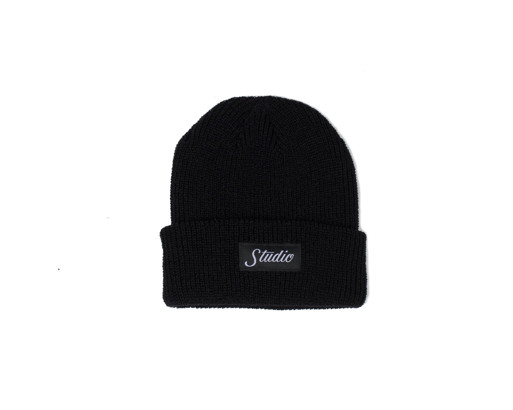 SOLD OUT - Beanie - Black