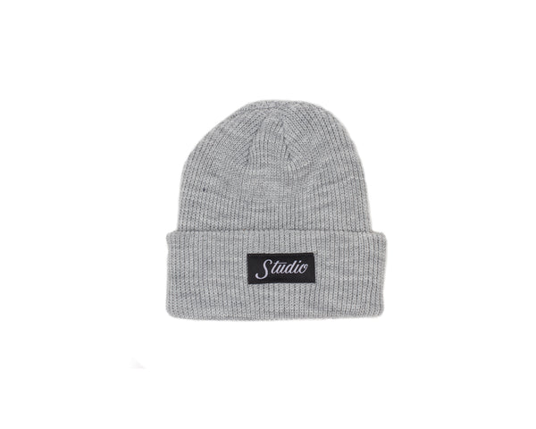 SOLD OUT - Beanie - Heather Grey