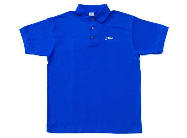 Small Script - Polo - Royal - SOLD OUT