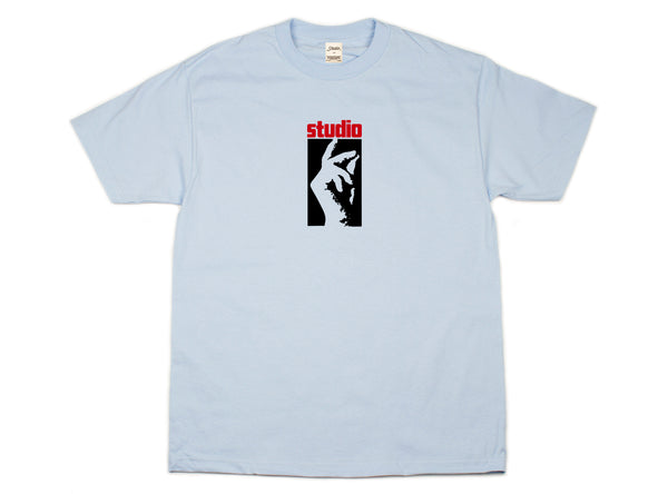 Studio Stax - Tee - Powder Blue
