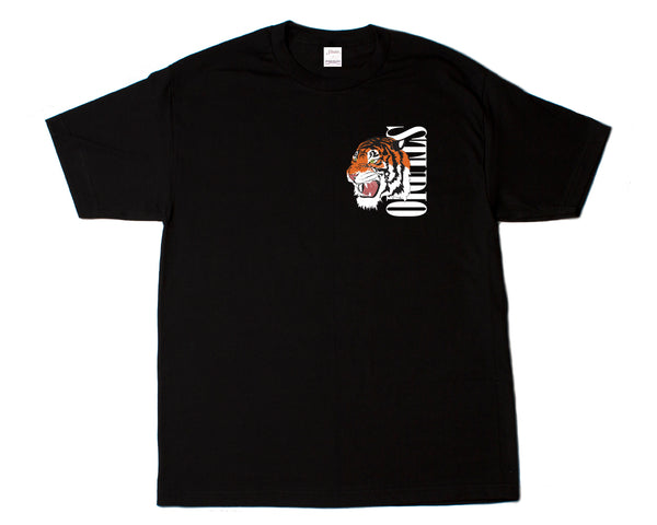 SOLD OUT - Tiger - Tee - Black