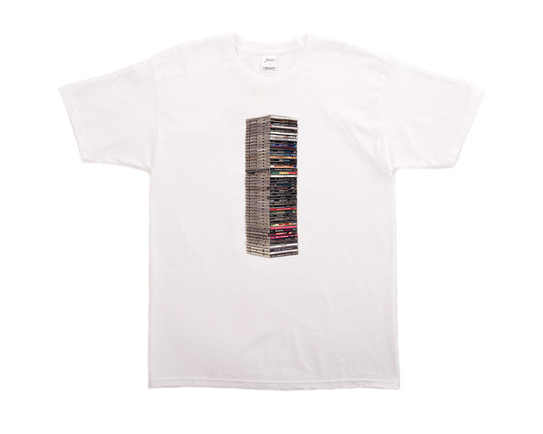 Wherry 90s Hip Hop Tee - White