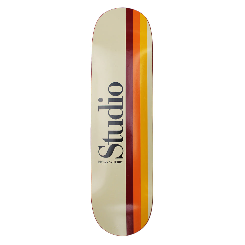 SOLD OUT - Wherry - Mellow Stripes - Skateboard