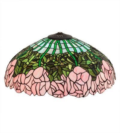 "22""W Cabbage Rose Shade Meyda 10337 SHADE ONLY Meyda"