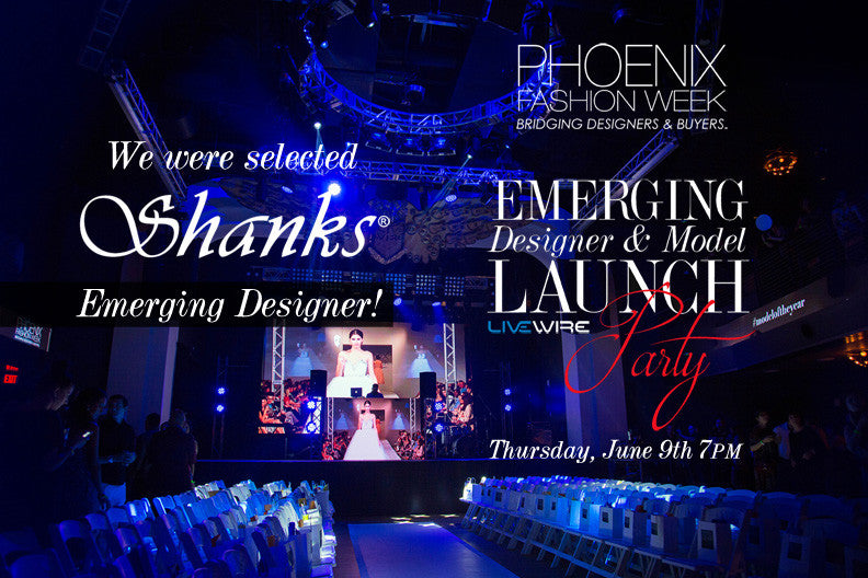 First Austrian Designer to participate in Emerging Designer Boot Camp and debut at Phoenix Fashion  Week 2016