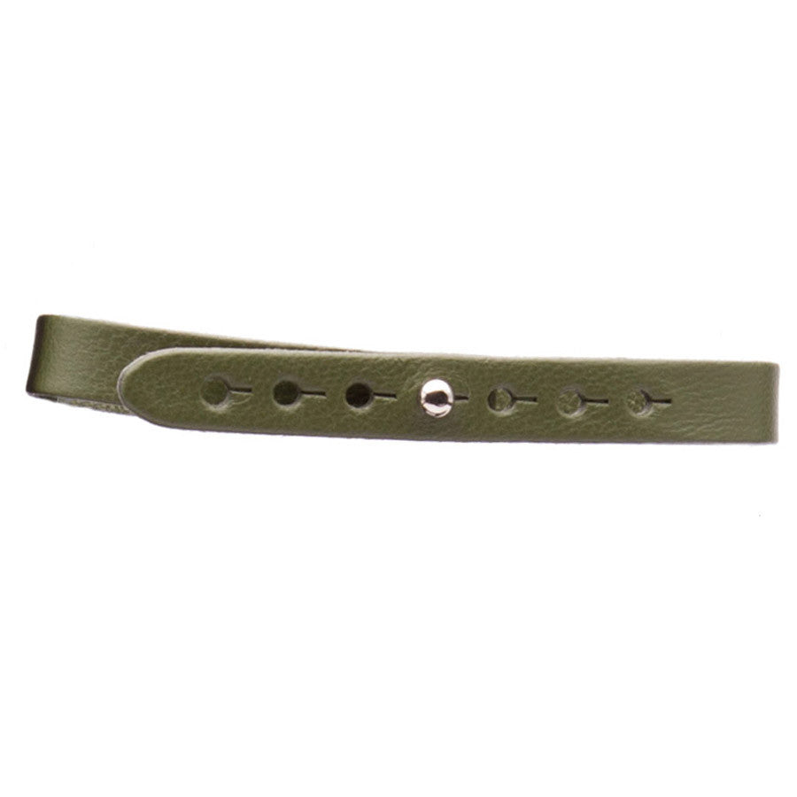 Anklets slim - Army Green