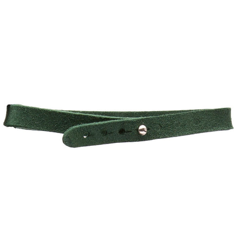 Anklets slim - Deep Green