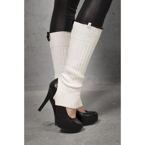 Legwarmer Off White