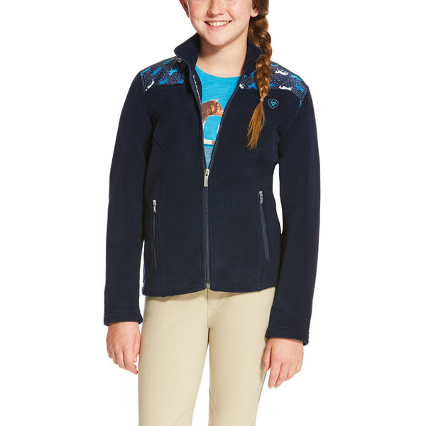 Ariat Basis Full Zip - Girls