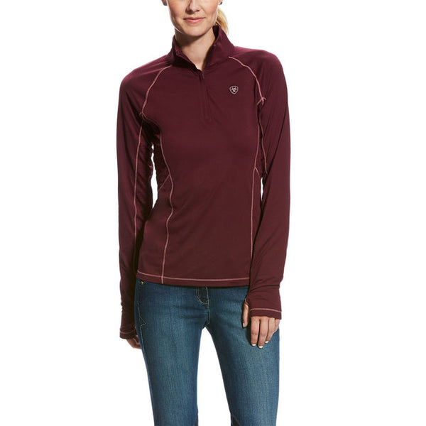 Lowell 2.0 1/4 Zip Baselayer - Beatroute