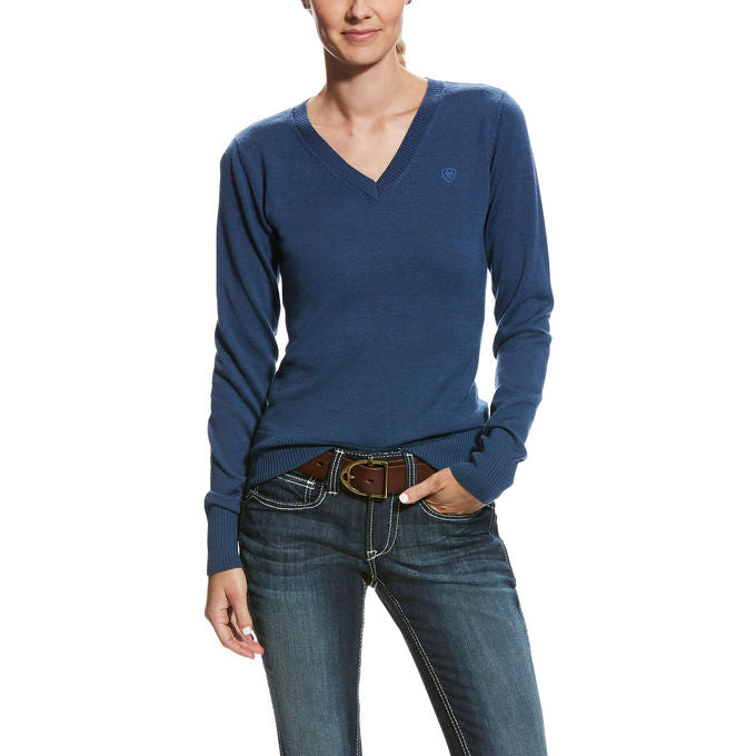 Ladies Ramiro Sweater - Dark Denim