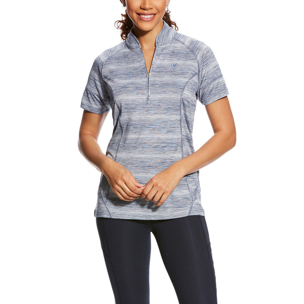 Ladies Cambria Jersey - Indigo Fade