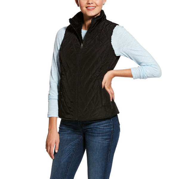 Ariat - Hallstatt Vest - Black - Quail Hollow Tack