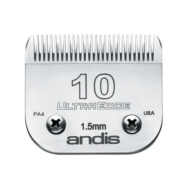 Andis - UltraEdge® Detachable Blade - Size 10 - Quail Hollow Tack