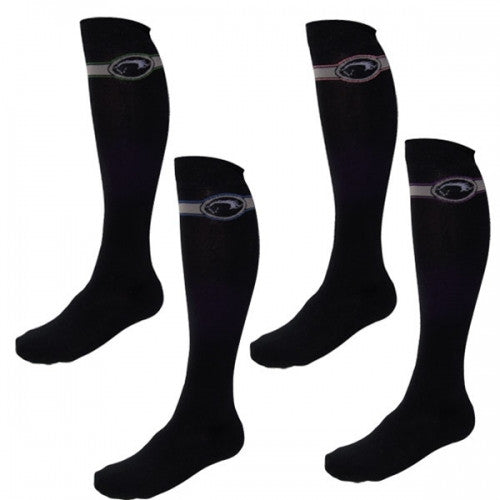 Epona - Smooth Finish Classic Boot Socks - Quail Hollow Tack