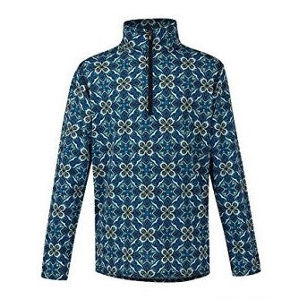 Kerrits - Girls Long Sleeve Ice Fil - Horseshoe - Quail Hollow Tack