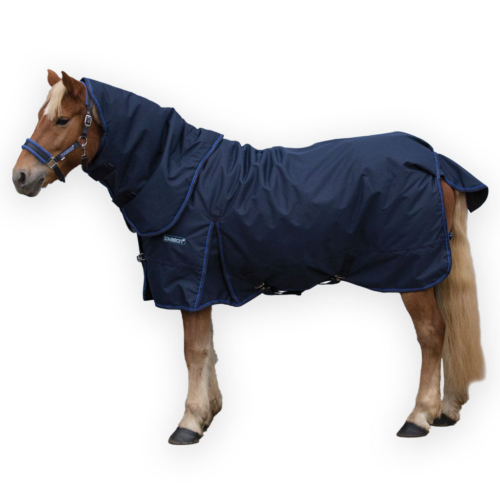 Loveson - Turnout Blanket with Detachable Neck - Quail Hollow Tack