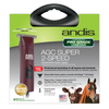 Andis - AGC Super 2-Speed with T-84 Detachable Blade Clipper - Quail Hollow Tack