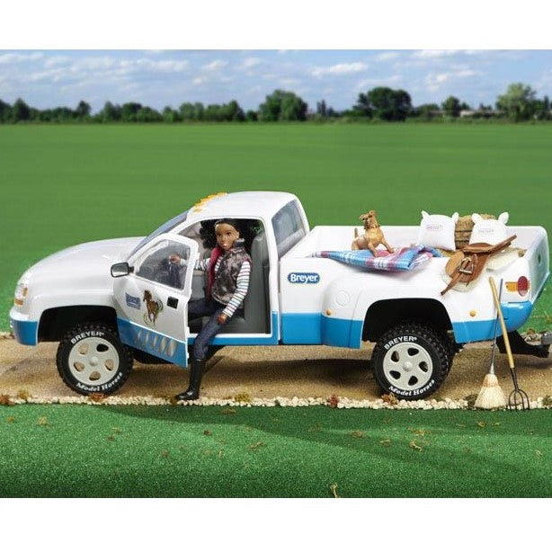 Breyer - Dually Truck - Traditional - Quail Hollow Tack