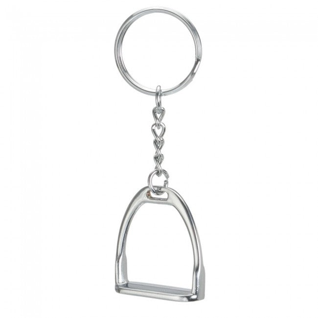 JT International - Stirrup Key Chain - Quail Hollow Tack