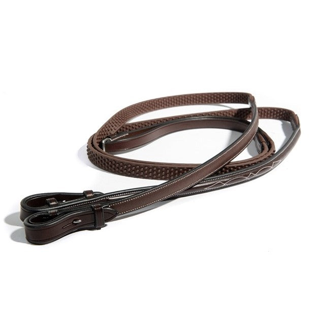 Nunn Finer - Soft Grip Reins - Quail Hollow Tack