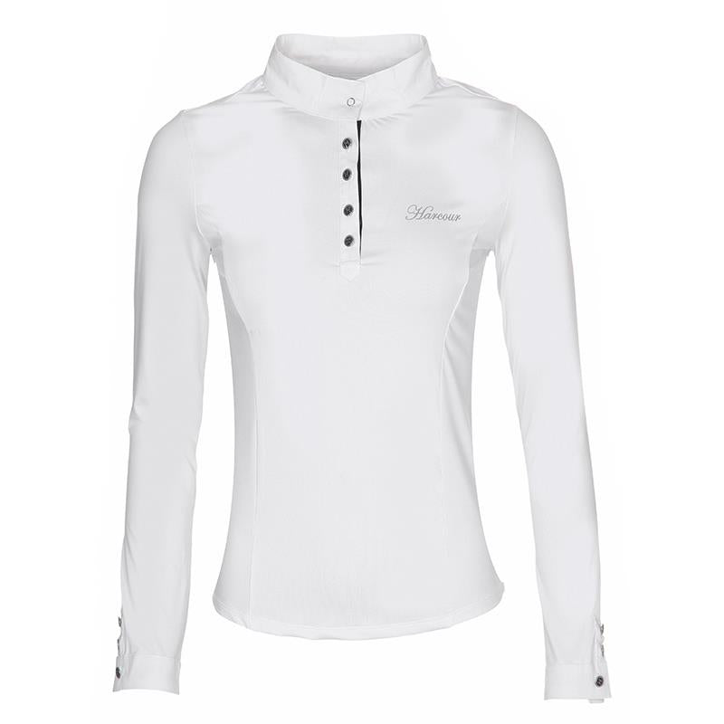 Harcour - Ladies Competition Shirt - Quail Hollow Tack