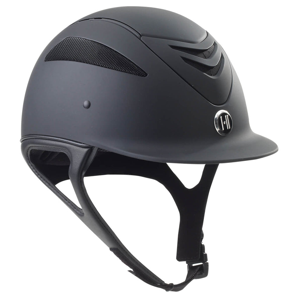 One K - Defender Helmet - Quail Hollow Tack