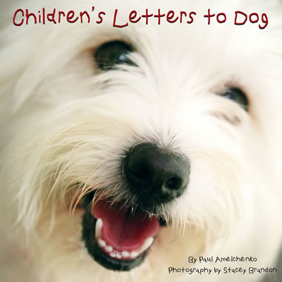 Willow Creek Press - Children's Letters to Dog - Quail Hollow Tack