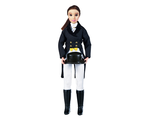 Breyer - Dressage Rider Megan - Quail Hollow Tack