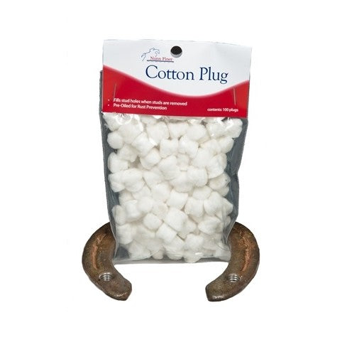Nunn Finer - Cotton Plugs - Quail Hollow Tack