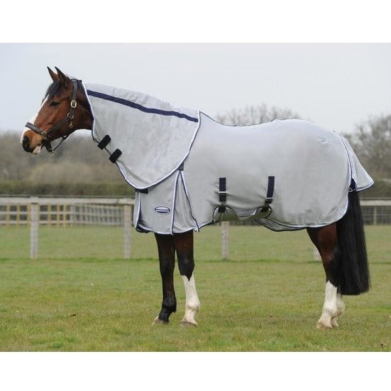 Weatherbeeta - Airflow Detach-A-Neck Fly Sheet - Quail Hollow Tack
