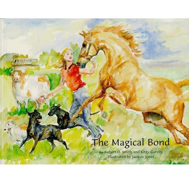 Smith-Garrity - The Magical Bond - Quail Hollow Tack