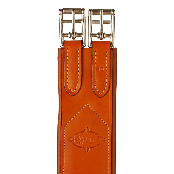 Edgewood - Fancy Stitch Overlay Girth - Quail Hollow Tack