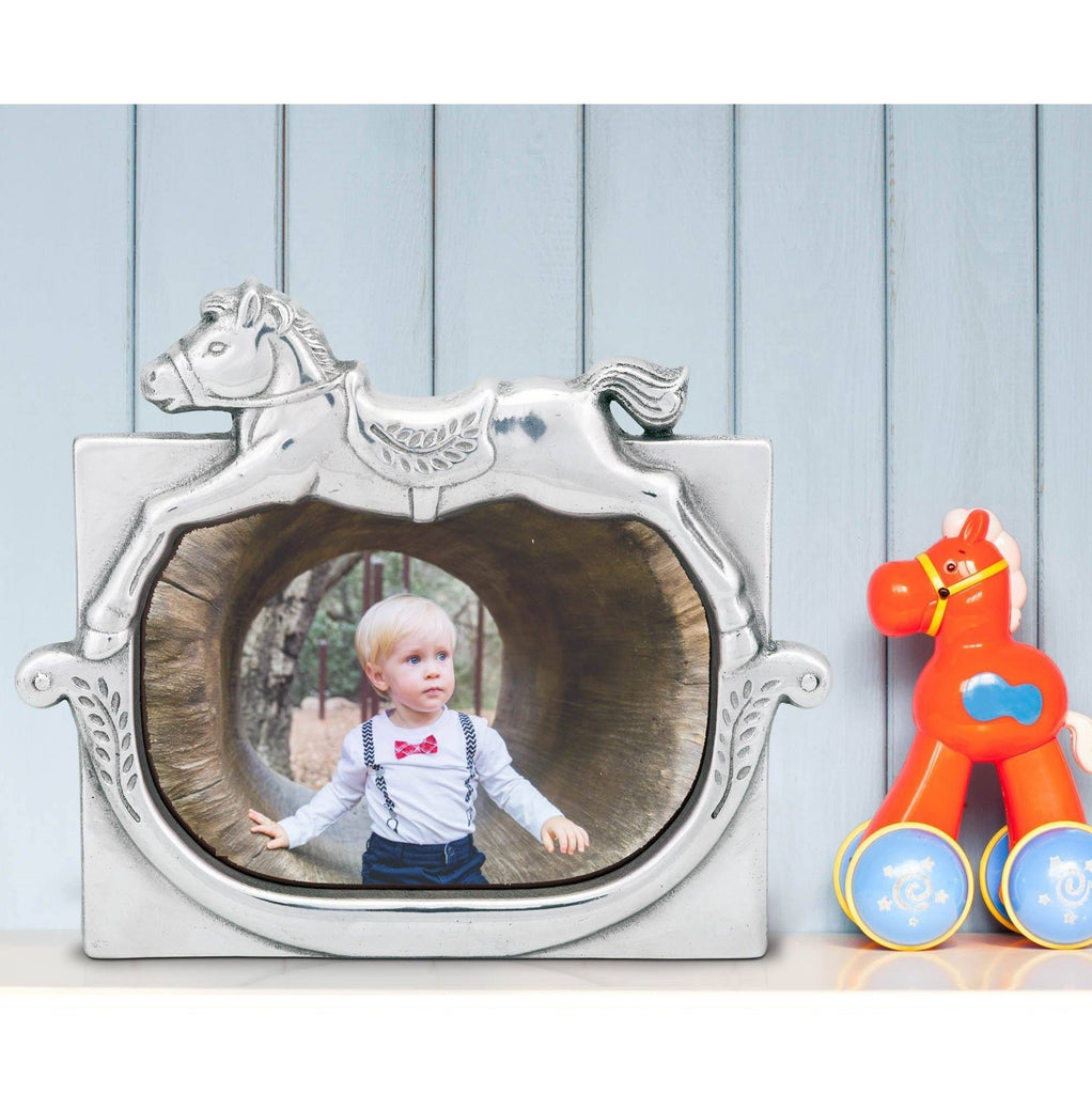 Arthur Court - Rocking Horse Frame - Quail Hollow Tack