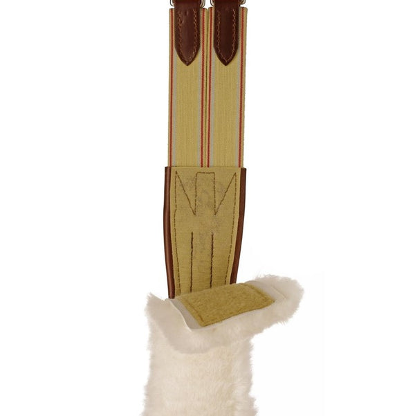 Removable Sheepskin Girth