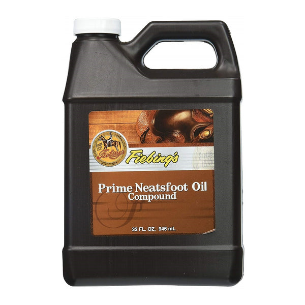 Fiebing's - Neatsfoot Oil - Compound - Quail Hollow Tack