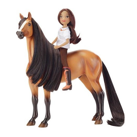 Breyer - Spirit and Lucky Gift Set - Quail Hollow Tack
