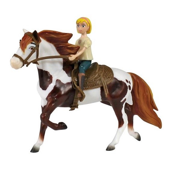 Breyer - Boomerang and Abigail Small Set - Quail Hollow Tack